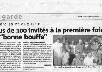Foire bonne bouffe 2009